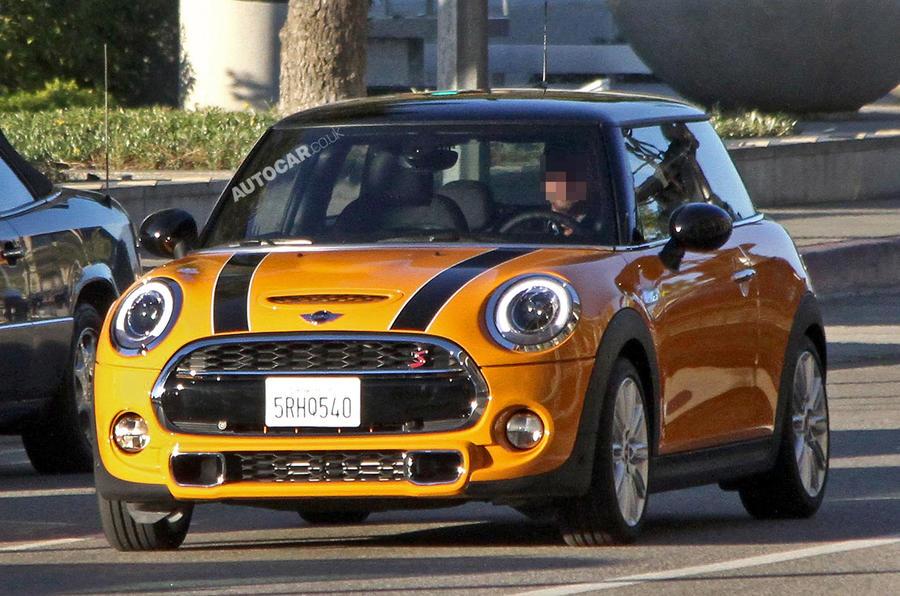 new car releases 2014 ukAllnew Mini  latest spy shots  Autocar