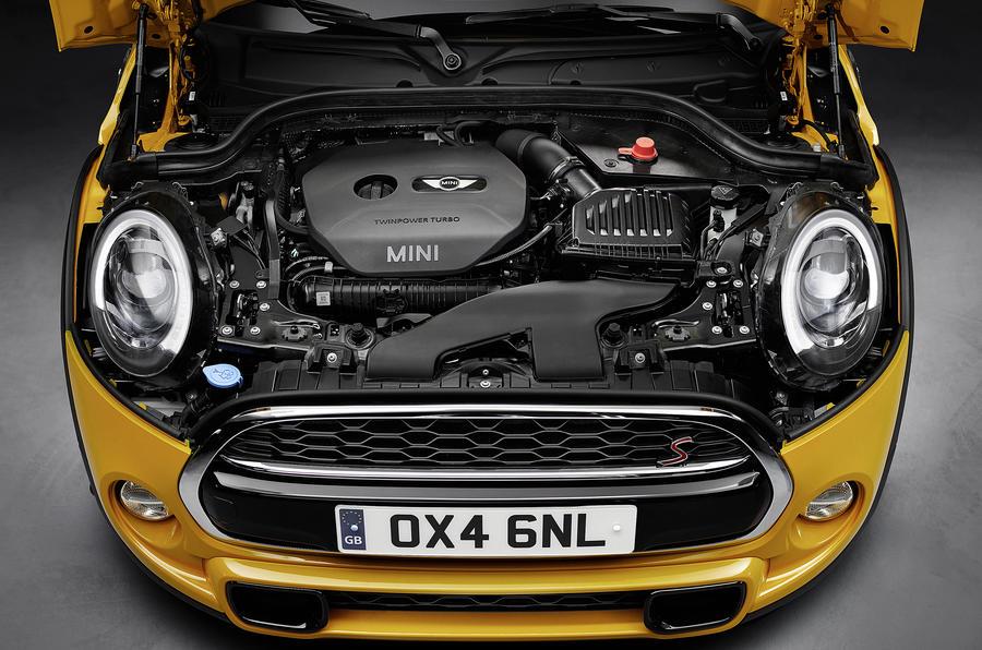 mini 3 door hatch performance autocar rh autocar co uk mini cooper s engine oil mini cooper s engine specs