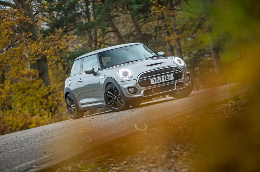 4.5 star Mini Cooper S Works 210