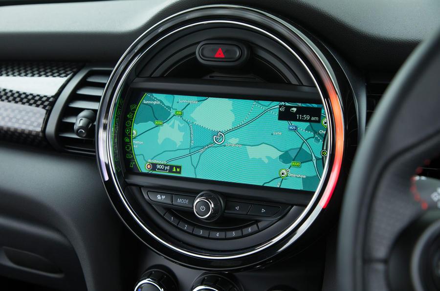 Mini Cooper S Works 210 Interior Autocar