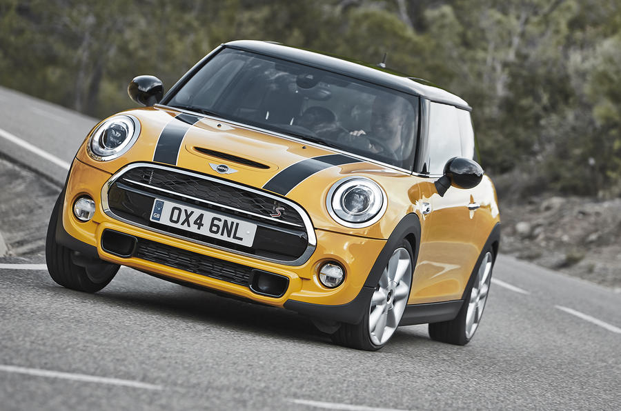 2014 mini cooper sd auto uk first drive review autocar. Black Bedroom Furniture Sets. Home Design Ideas