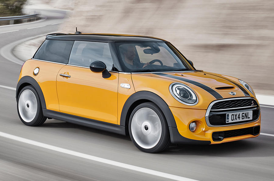 2014 Mini Cooper SD auto UK first drive review