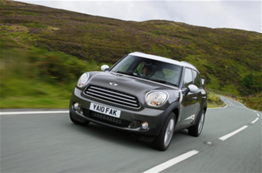 Mini recalls 235k cars over fire fears