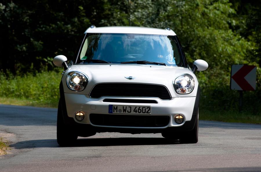 Mini 'poised to enter WRC'