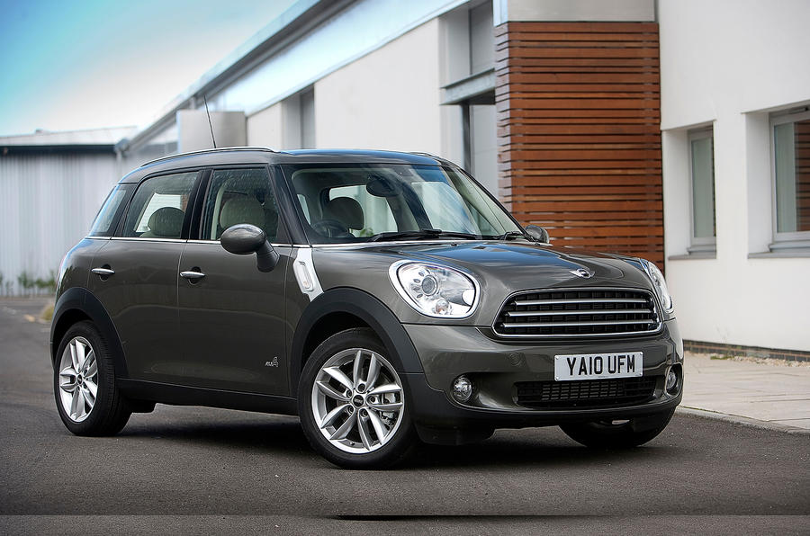 3.5 star Mini Countryman