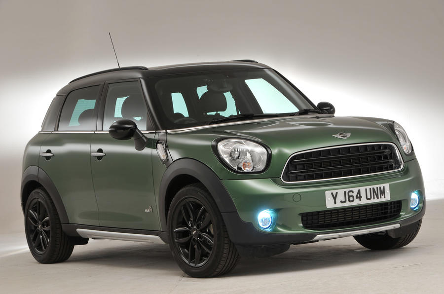mini countryman review 2016 autocar. Black Bedroom Furniture Sets. Home Design Ideas