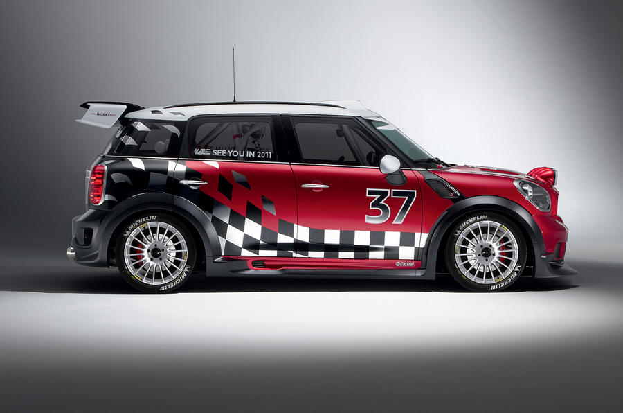 Paris motor show: Mini Countryman