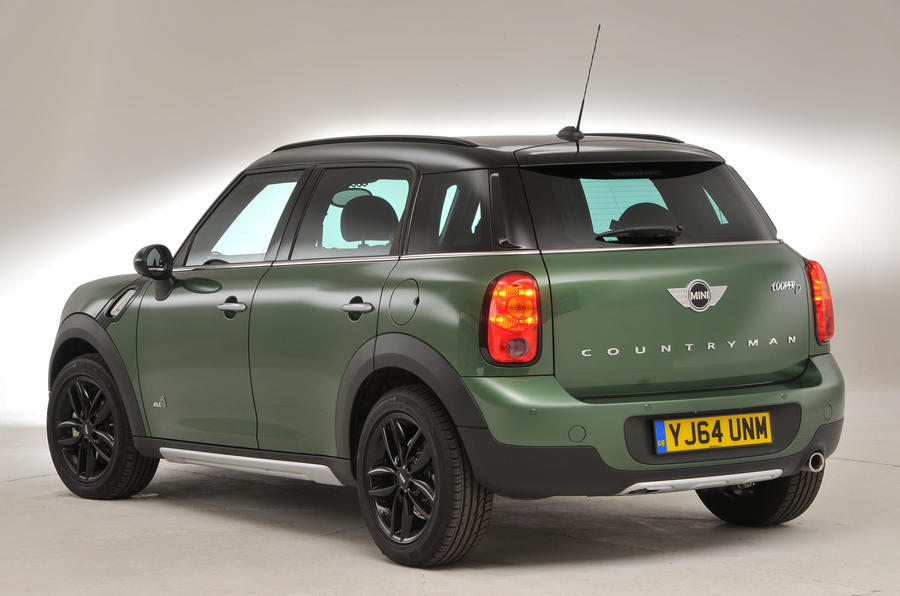 mini countryman review 2017 autocar. Black Bedroom Furniture Sets. Home Design Ideas
