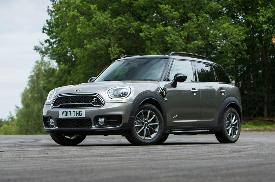 3.5 star Mini Countryman S E All4