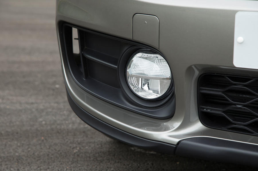 Mini Countryman S E All4 foglights