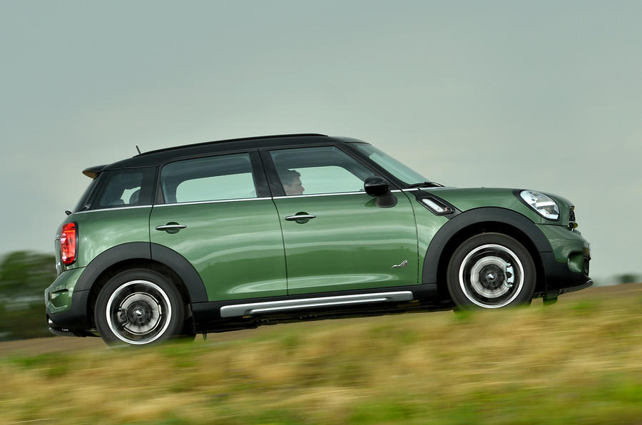Mini Countryman Cooper S All4 First Drive