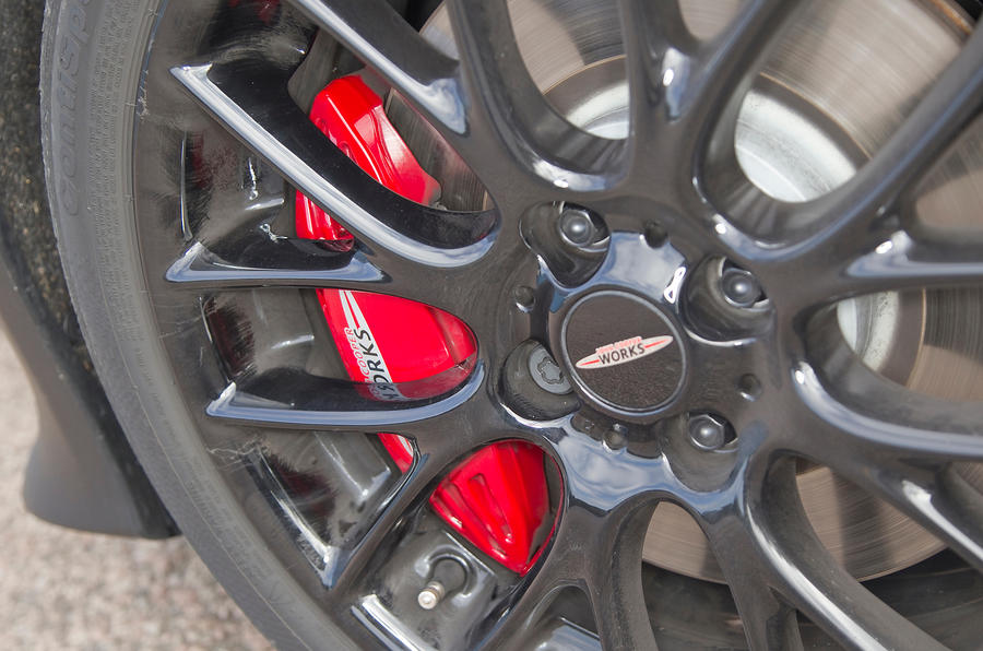 17in Mini Coupé alloy wheels