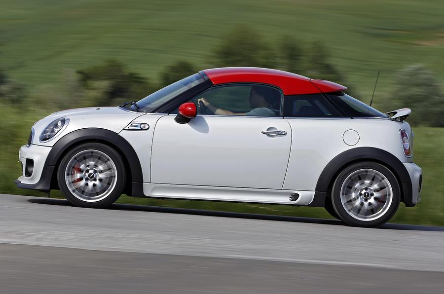 Mini Coupe revealed