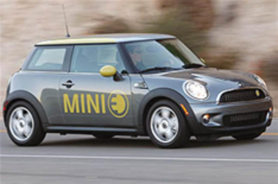 Mini E test drivers sought