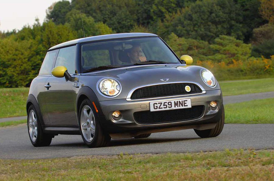 Mini E trials reveal ease of EV use
