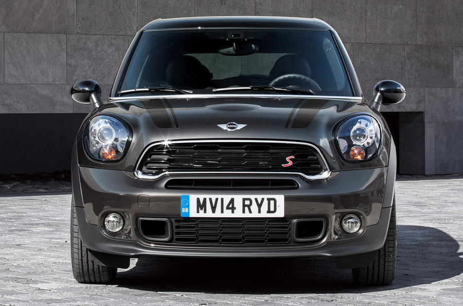 Revised Mini Paceman gets Beijing motor show debut