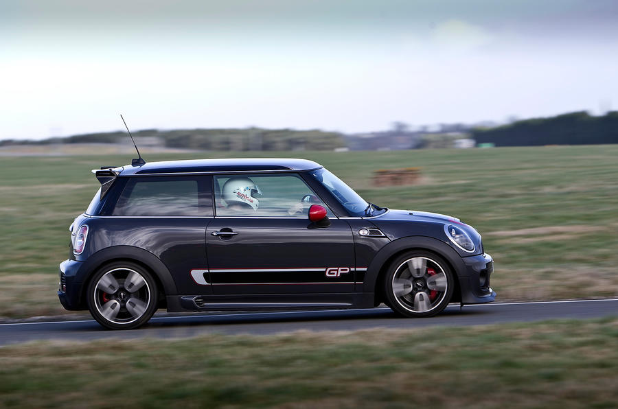 The 215bhp Mini GP