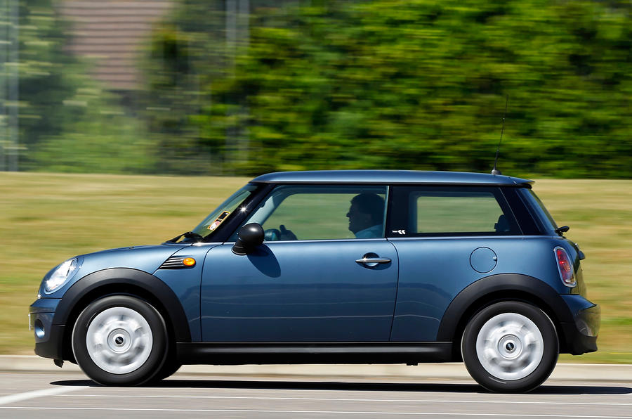 3.5 star Mini Hatch