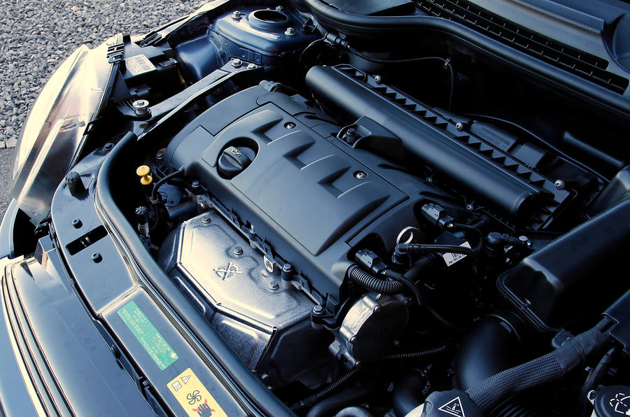 Mini Hatch 1.6-litre petrol engine