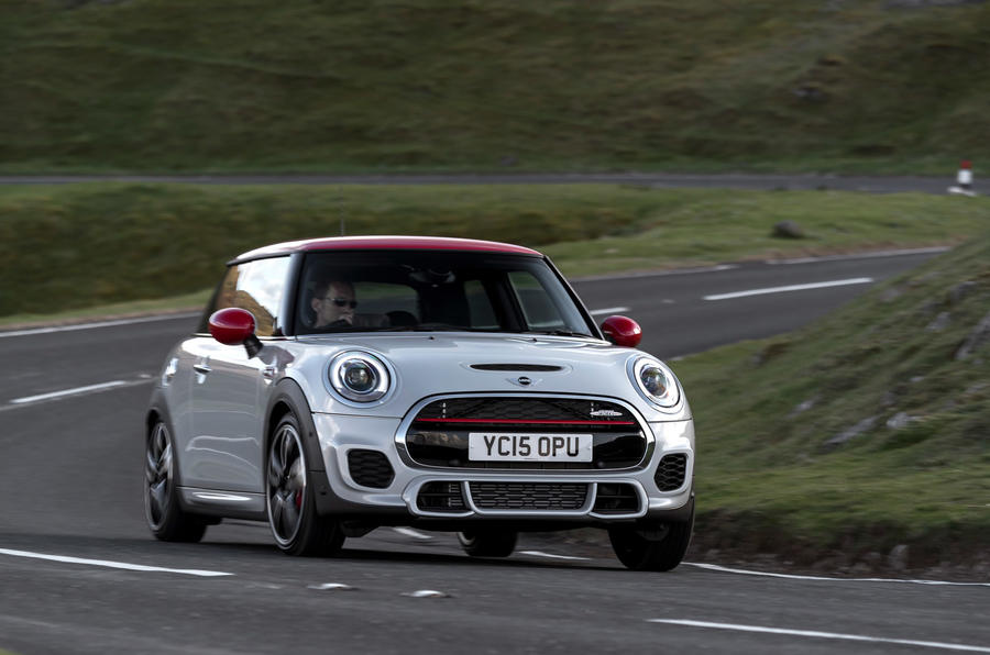 Mini John Cooper Works Review 2019 Autocar
