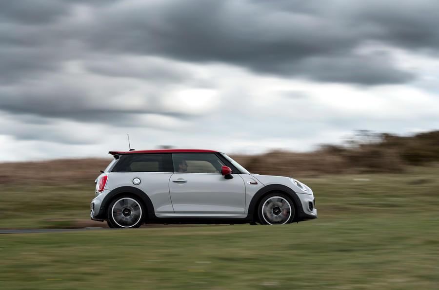£24,380 Mini John Cooper Works