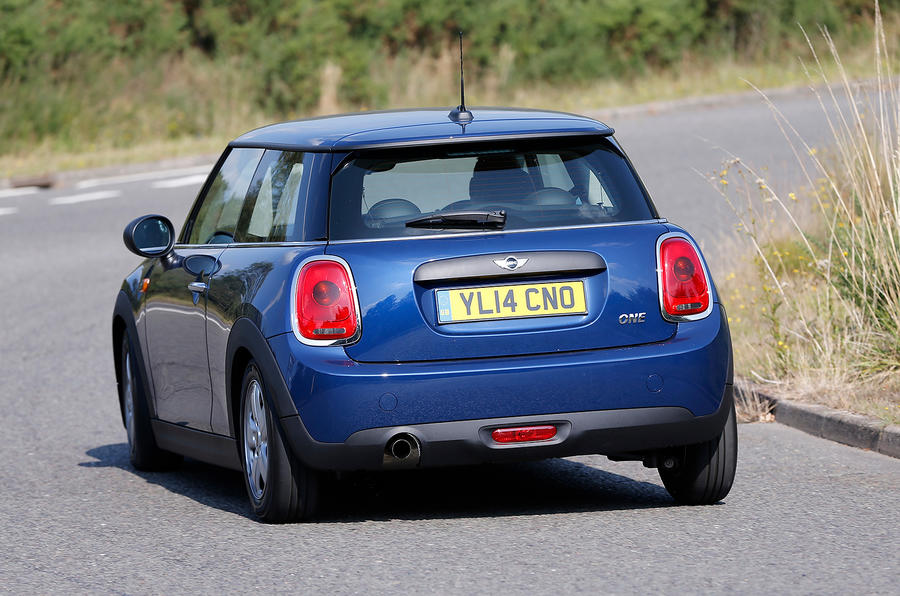 Mini One UK first drive review