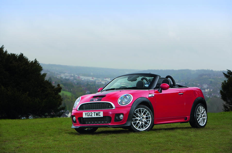 3.5 star Mini Roadster