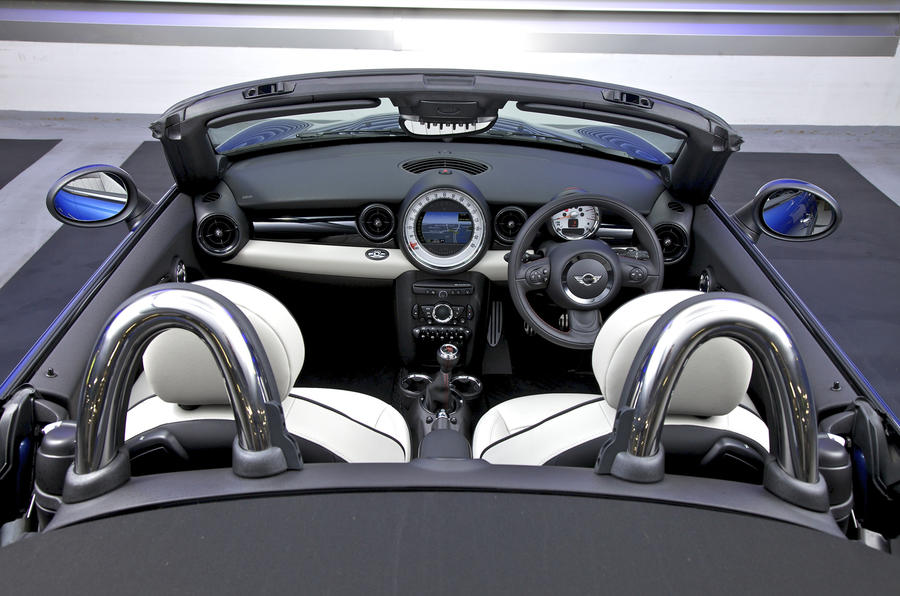 Mini Roadster from £18,020