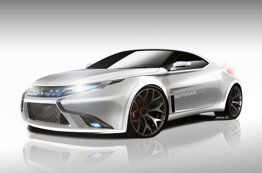 Mitsubishi plans 500bhp hybrid Evo