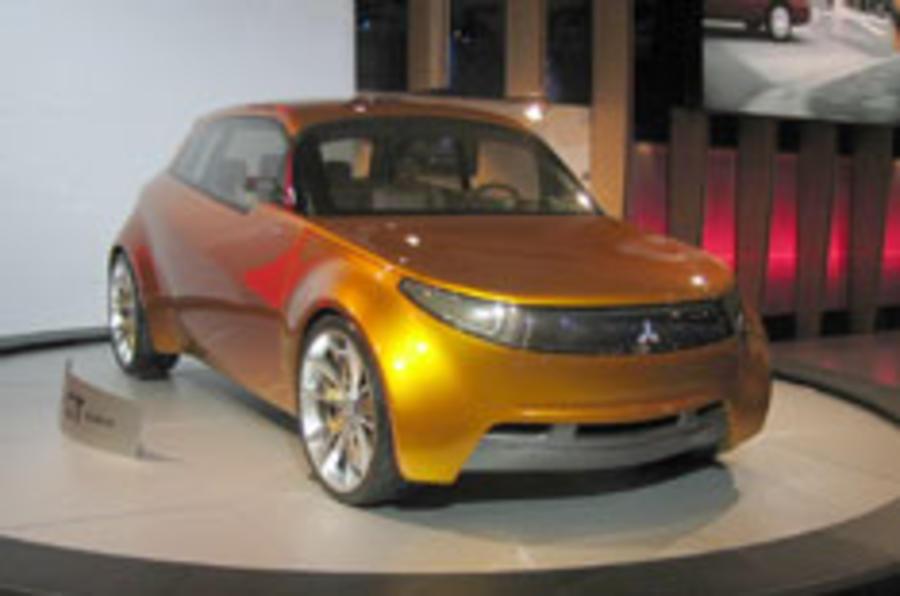 Mitsubishi gets bamboo-zled