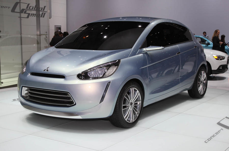 Geneva show: Mitsubishi Global Small
