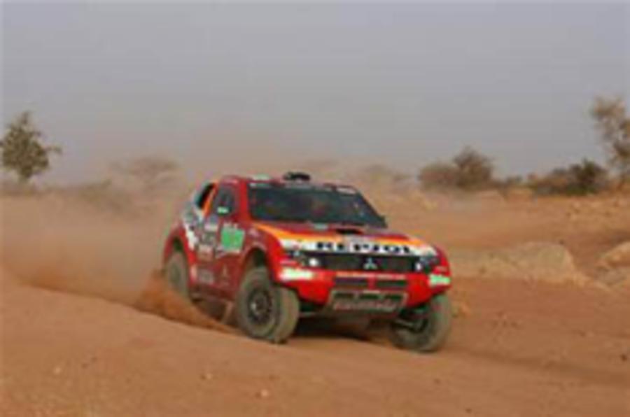 Dakar rally raid cancelled