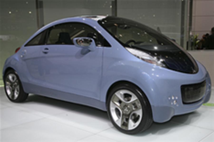 Mitsubishi i MiEV Sport Air