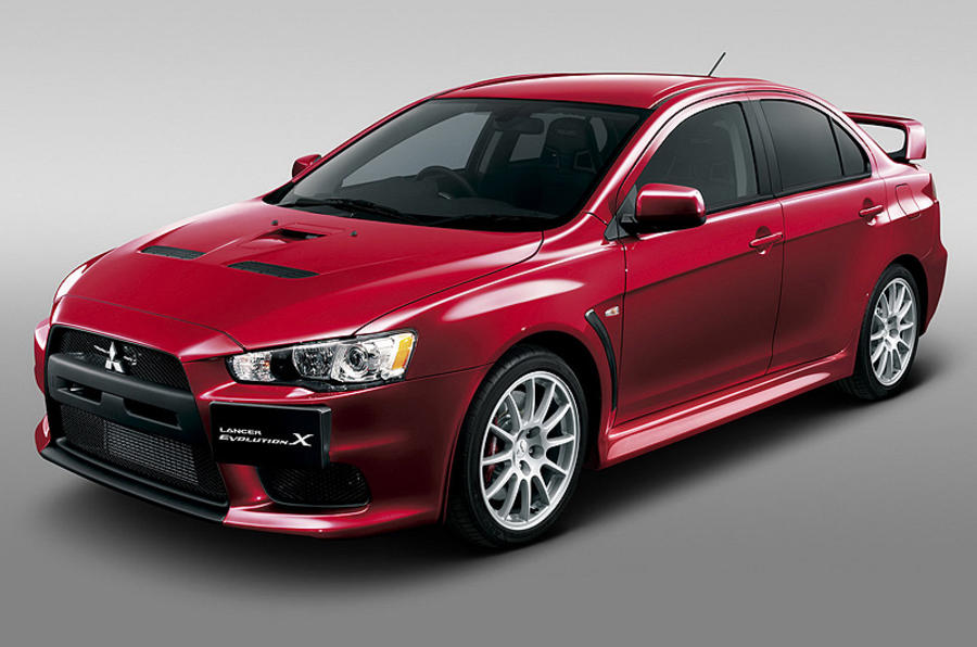 Mitsubishi confirms Evo successor