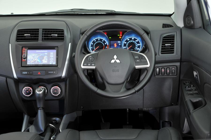 Mitsubishi ASX Performance Autocar