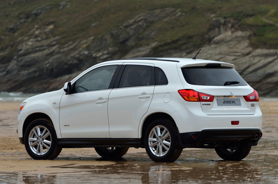 2014 Mitsubishi ASX first drive review