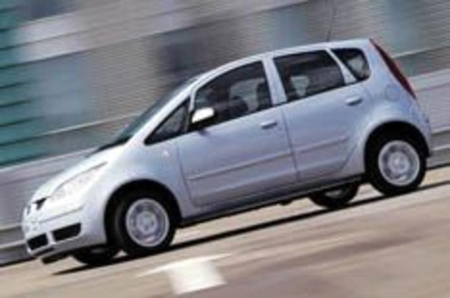 Colt and ForFour sales off to slow start