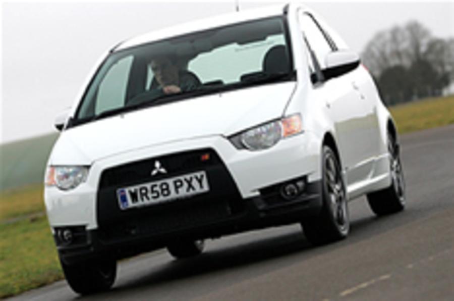 Mitsubishi Colt gets TWR tweaks
