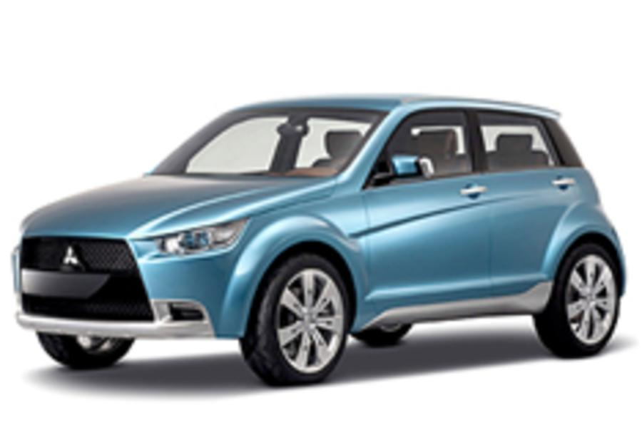 Mitsubishi To Hurry Small SUV In