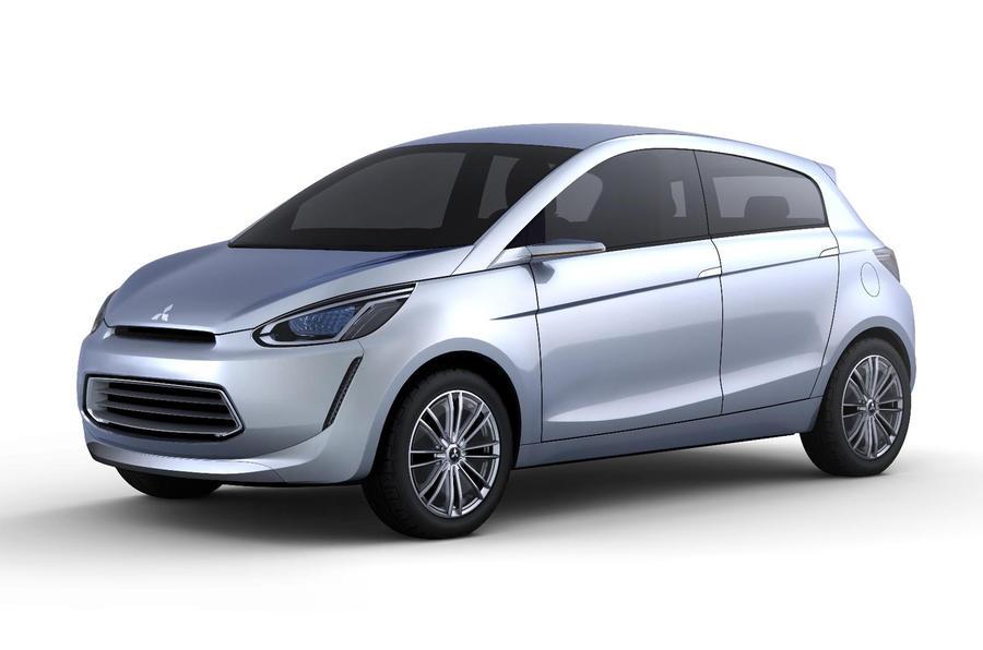Geneva show: Mitsubishi 'Global Small'