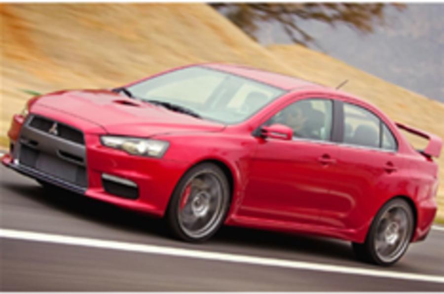 Next Evo gets twin-clutch gearbox