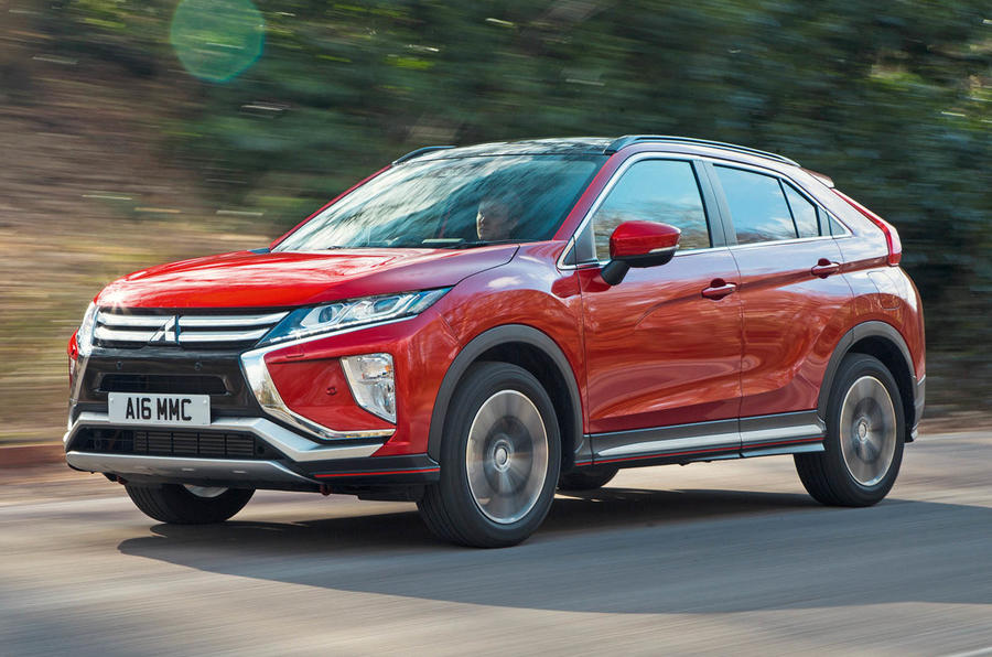 Mitsubishi Eclipse Cross Review 2018 Autocar