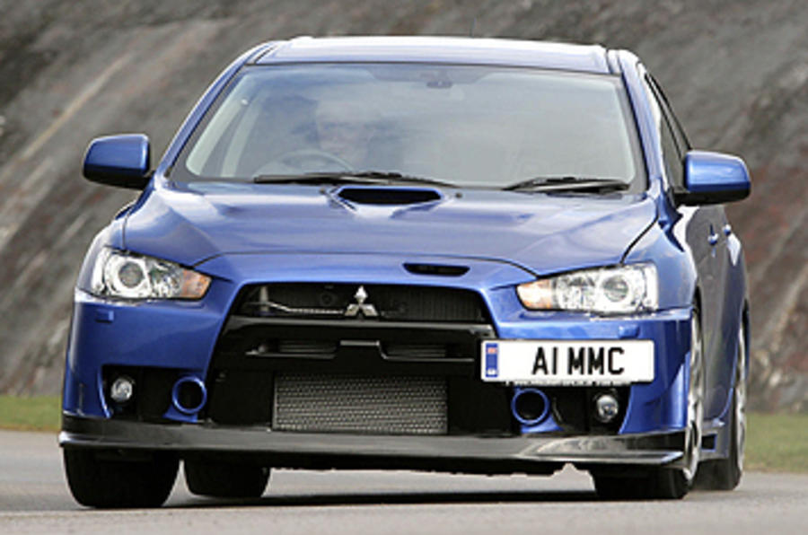 Next Evo goes diesel hybrid