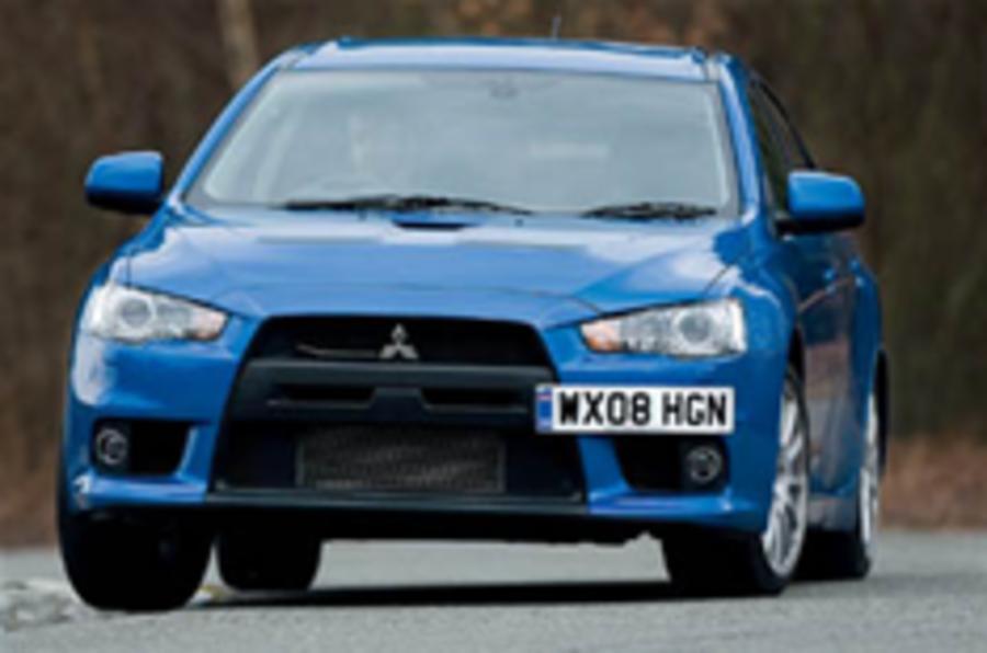 Mitsubishi steals German buyers