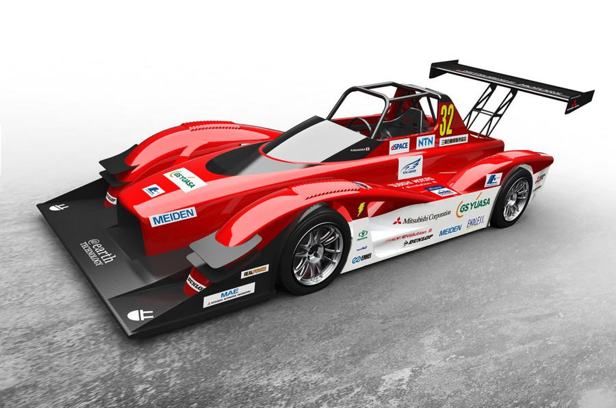 Mitsubishi plans Pikes Peak return with electric racer