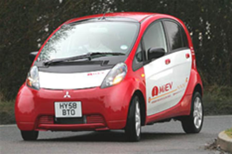 Mitsubishi plans more i-MiEVs