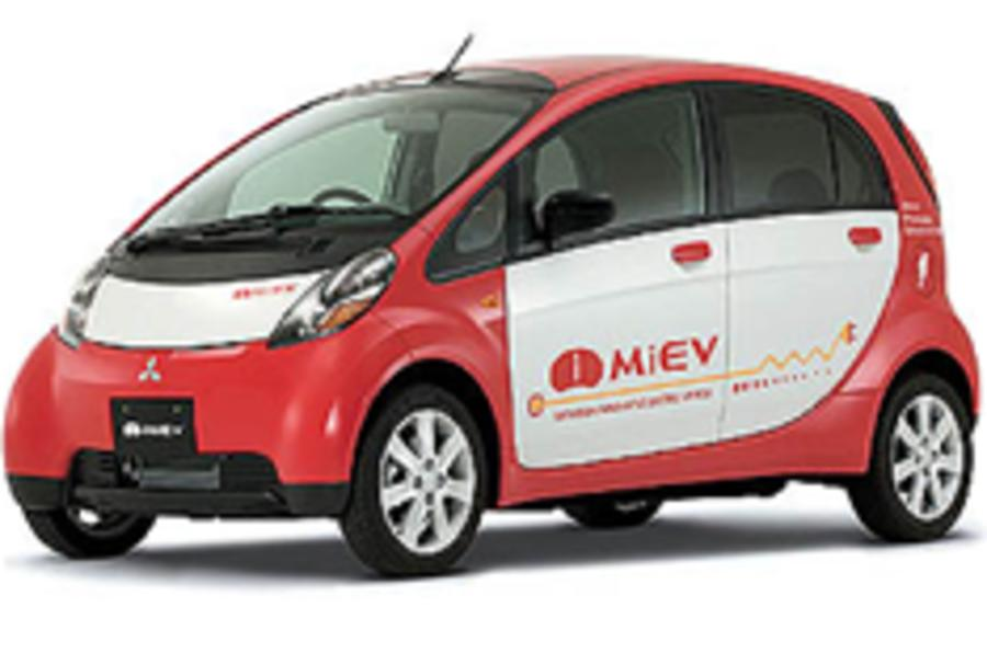 Mitsubishi i-Miev for the UK