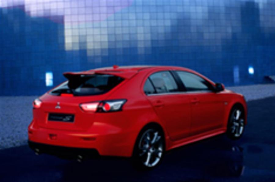First Pics Evo X Hatchback Autocar