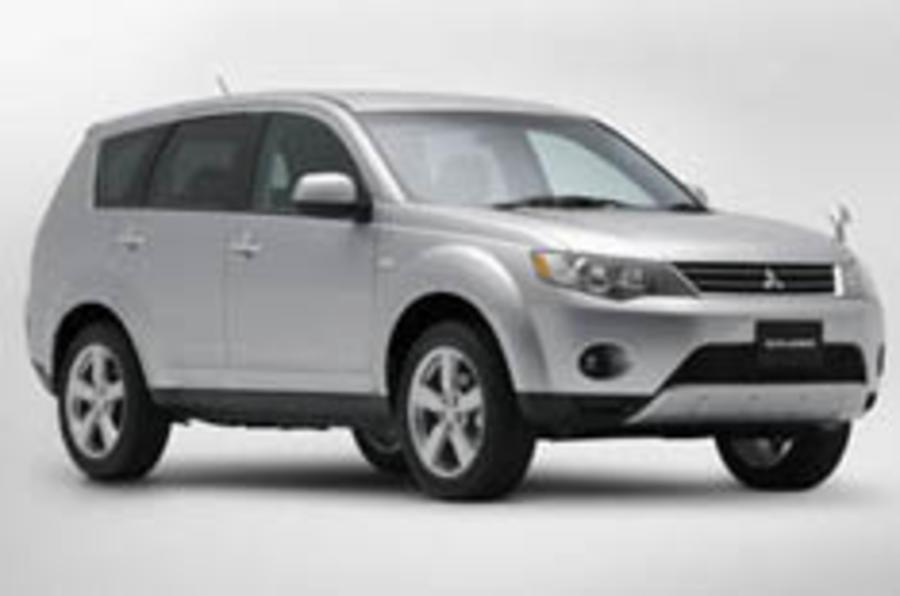 Mitsubishi's new model invasion