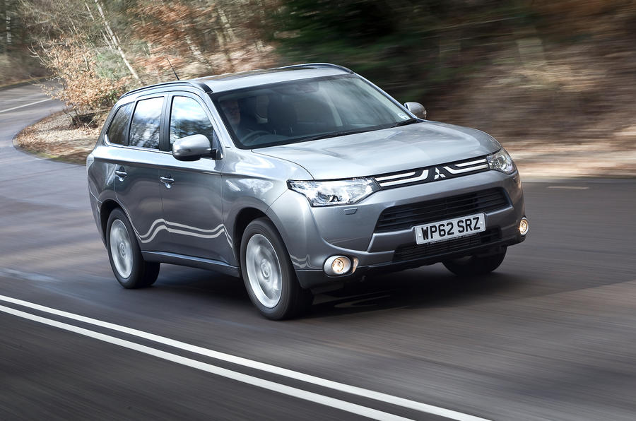 Mitsubishi to double UK sales